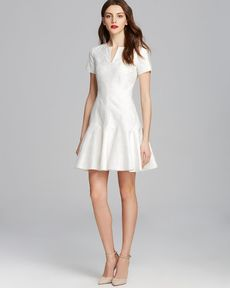 Rebecca Taylor Dress - Novelty Eyelet