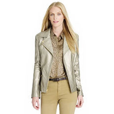 Jacket with Front Zip (Petite)
