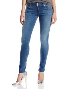Hudson Jeans Women's Collin Skinny Jean In Tribute