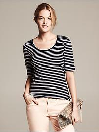Striped Timeless Tee