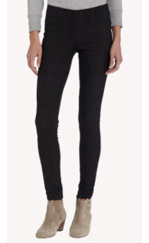 Genetic The X Side Zip Legging - Hypnotic