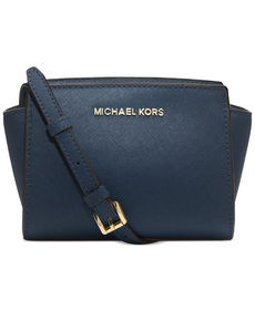 MICHAEL Michael Kors Selma Mini Messenger Bag