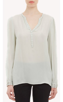 "Joie Long-Sleeve ""Seema"" Top"