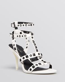 Kenneth Cole Open Toe Gladiator Sandals - Tabb High Heel