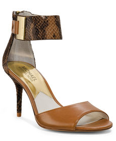 MICHAEL Michael Kors Guiliana Ankle Strap Pumps