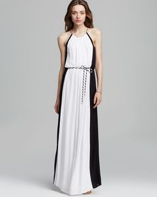 Ella Moss Maxi Dress - Stella Color Block