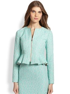 Nanette Lepore Crazy For You Jacket
