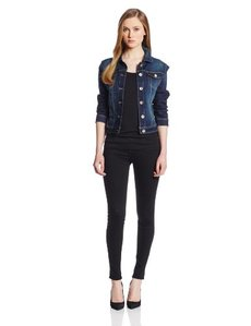 Kensie Jeans Women's Denim Jacket