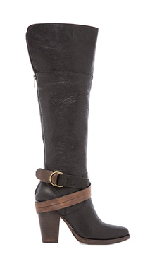 Steve Madden Rockiee Boot in Black