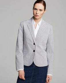 Jones New York Collection Olivia Two-Button Jacket