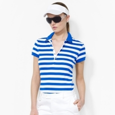 Tailored Golf-Fit Pima Polo