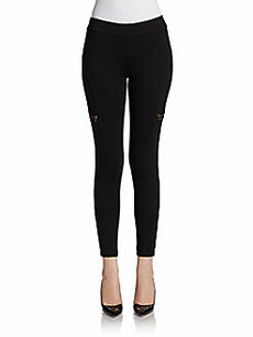 Saks Fifth Avenue BLUE Dean Ponte Leggings
