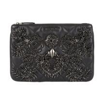 Givenchy Embellished Zip Clutch