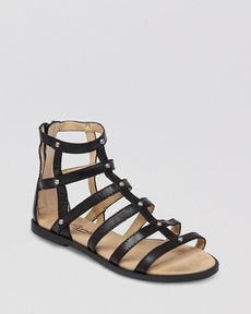 Lucky Brand Open Toe Gladiator Sandals - Beverlee