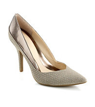 "Calvin Klein ""Nicolette"" Pointed-toe Dress Heel"