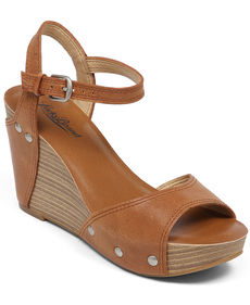 Lucky Brand Marshaa Platform Wedge Sandals