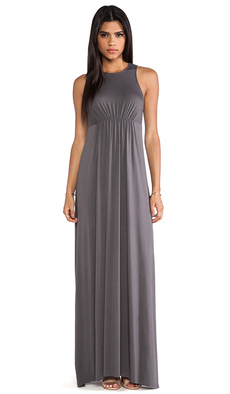 Rachel Pally Phillipa Dress in Gray