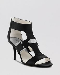 MICHAEL Michael Kors Open Toe Sandals - Lexi High Heel