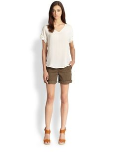 Joie Traveller Chino Shorts