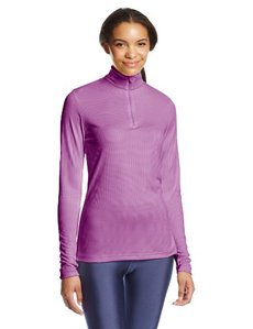 Jockey Women's Training Day Half Zip Top
