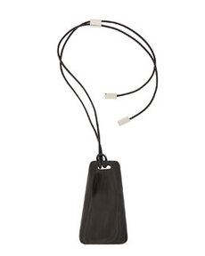 Lafayette 148 New York Buffalo Horn Pendant Necklace