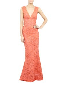 Marion Lace Gown