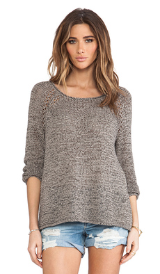 Soft Joie Duran Sweater in Gray