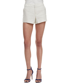 Joie Merci Relaxed Linen Shorts