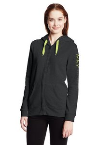 Marc New York Performance Women's Full Zip Logo Hoodie