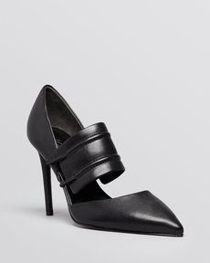 Kenneth Cole Pointed Toe Pumps - Water High Heel