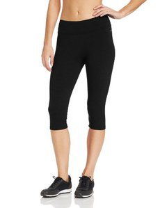 Jockey Women's Judo Legging with Wide Waistband