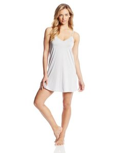 Hanro Women's Satin Body Dress