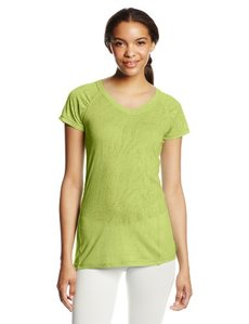 Jockey Women's Feather Dot Burnout Tee