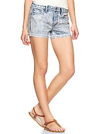 1969 destructed maddie denim shorts