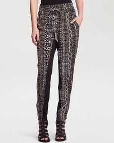 Kenneth Cole New York Cara Python Pants