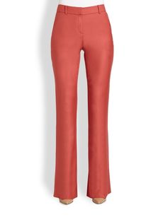 St. John Annabel Stretch Twill Pants