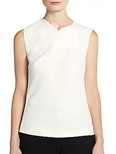 Calvin Klein Collection Cady Sleeveless Top