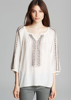 Nanette Lepore Top - Vagabond Embroidered