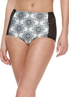 Ella Moss Swim Moselle High-Waist Swim Bottoms