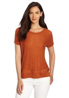 Lucky Brand Women's Adrianna Sweater Top
