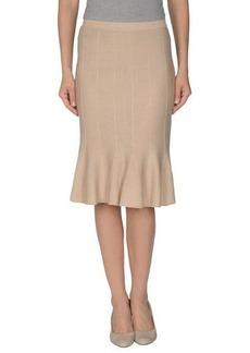 ST. JOHN - Knee length skirt