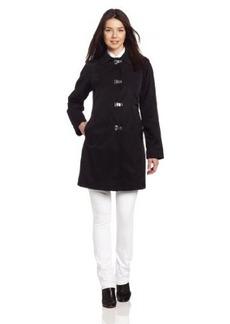 London Fog Women's Clara Clip Coat