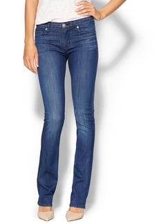 Hudson Jeans Elle Mid Rise Baby Bootcut Jeans
