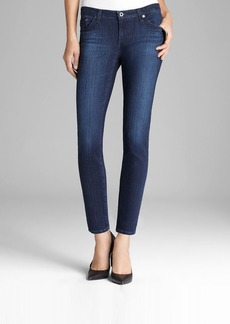 AG Adriano Goldschmied Jeans - The Legging Ankle in Coal Grey