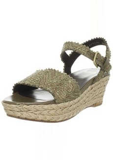Stuart Weitzman Women's Barbados Wedge Sandal