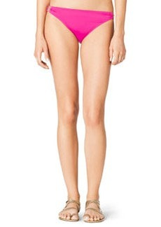 MICHAEL Michael Kors Bikini Bottom with Hardware