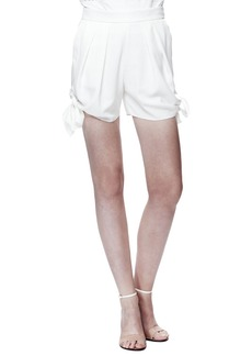 Chloe Light Cady Tie Shorts