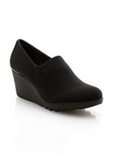 "Donald J Pliner® ""Maddy"" Casual Wedges - Black"