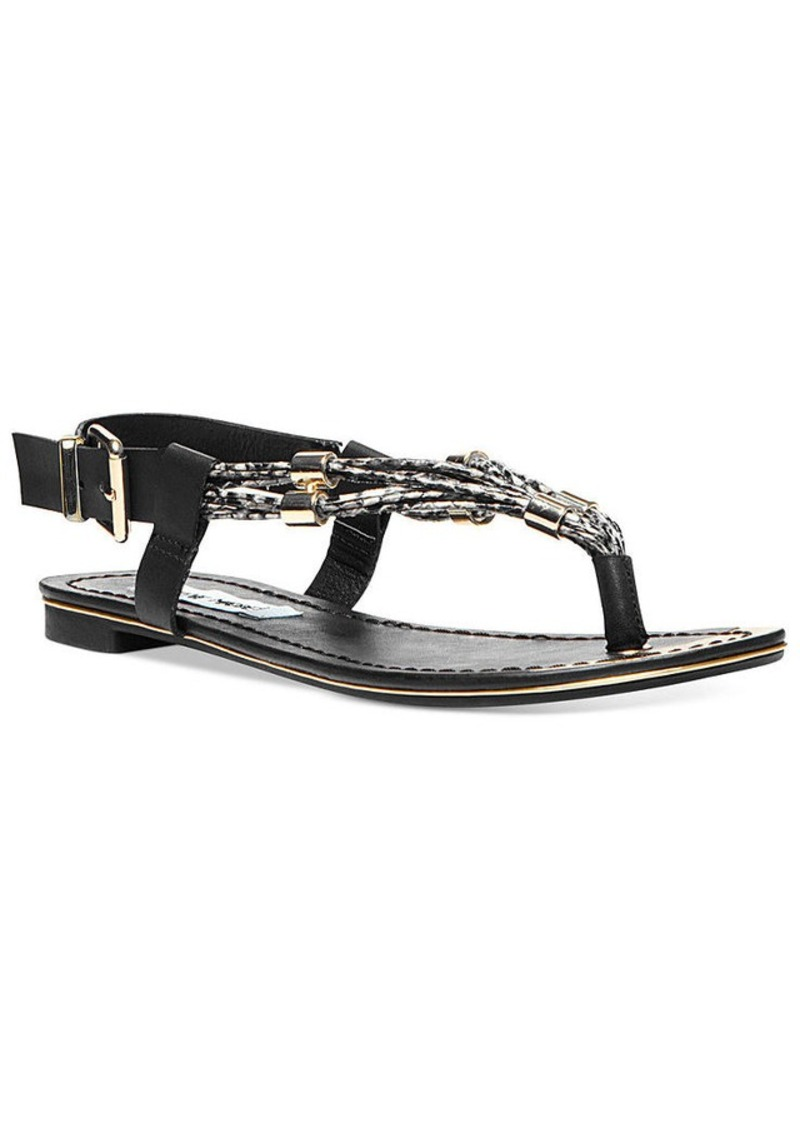 Steve Madden Foolishh Flat Thong Sandals