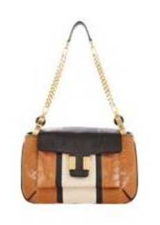 Chloé Colorblock Amelia Shoulder Bag
